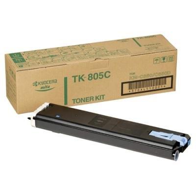 Toner Kyocera TK-805C modrý