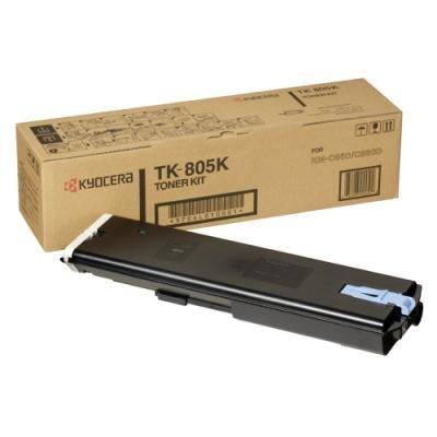 Toner Kyocera TK-805K černý