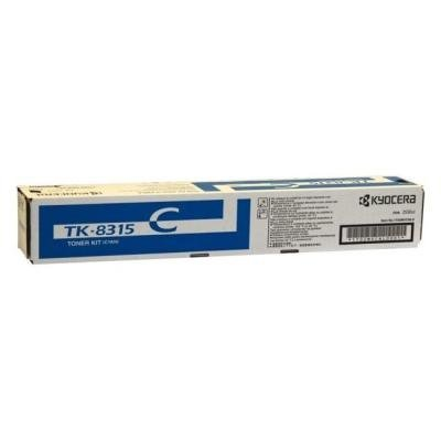 Toner Kyocera TK-8315C modrý