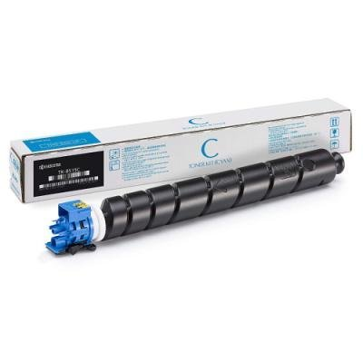Toner Kyocera TK-8515C modrý