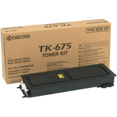 Toner Kyocera TK-675 černý