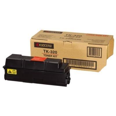 Toner Kyocera TK-320 černý