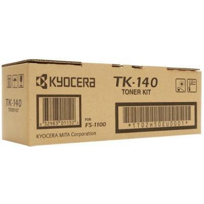 Toner Kyocera TK-140 černý