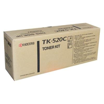 Toner Kyocera TK-520C modrý