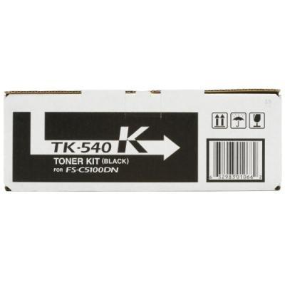 Toner Kyocera TK-540K černý