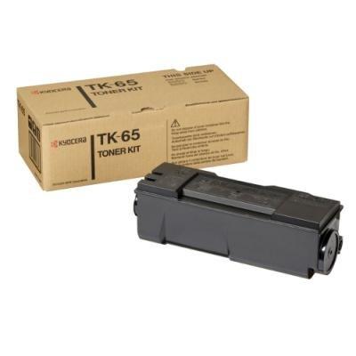 Toner Kyocera TK-65 černý