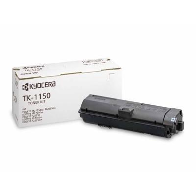 Kyocera toner TK-1150 (černý, 3 000 stran) pro M2135dn/M2635dn/M2735dw/P2235dn/dw