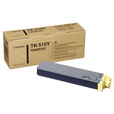 Toner Kyocera TK-510Y žlutý