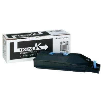 Toner Kyocera TK-865K černý