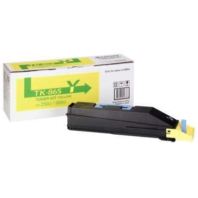Toner Kyocera TK-865Y žlutý