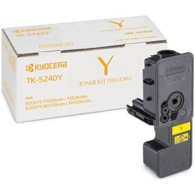 Toner Kyocera TK-5240Y žlutý