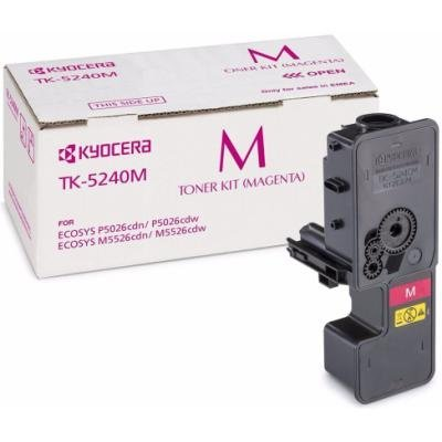 Kyocera toner TK-5240M/M5526cdn;cdw, P5026cdn;cdw/ 3 000 stran/ Magenta