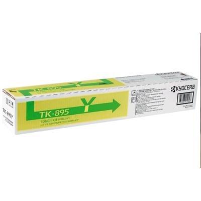 Toner Kyocera TK-895Y žlutý