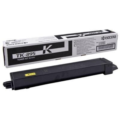 Toner Kyocera TK-895K černý