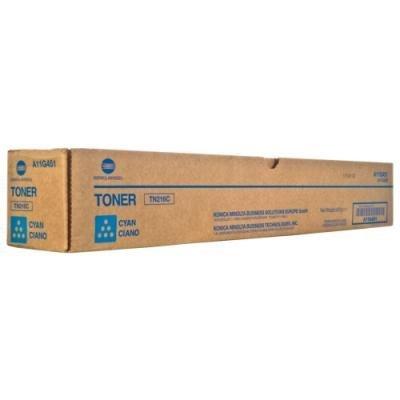 Toner Konica Minolta TN216C azurový