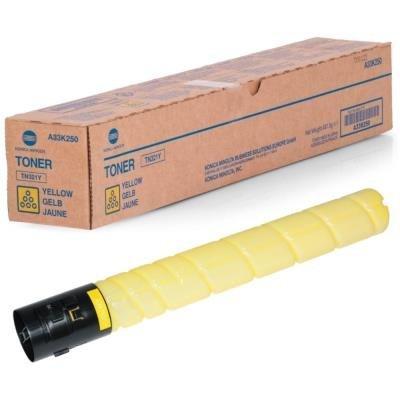 Toner Konica Minolta TN-321Y žlutý