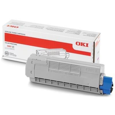 Originální náplně do laserových tiskáren OKI