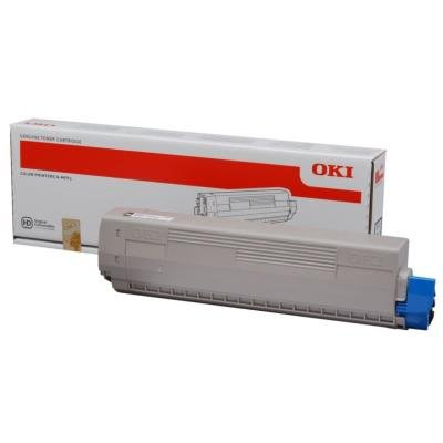 Toner OKI 45862839 modrý
