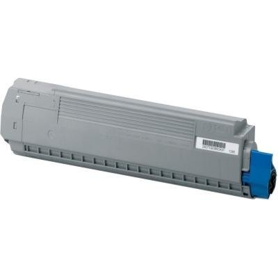 Toner OKI 44059255 modrý