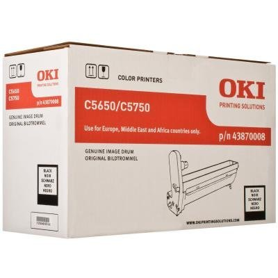 OKI originál obrazový válec pro černý toner do C5650/5750 (20 000 stránek)