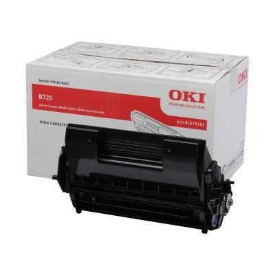 Toner OKI 1279101 černý