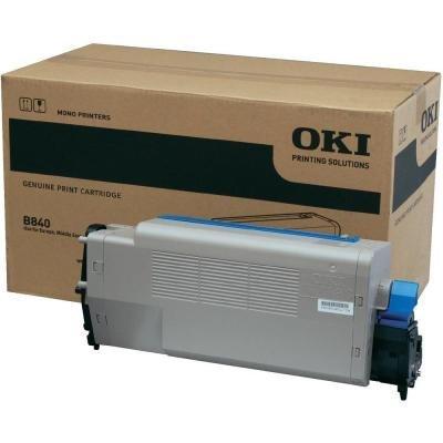 Toner OKI 44661802 černý