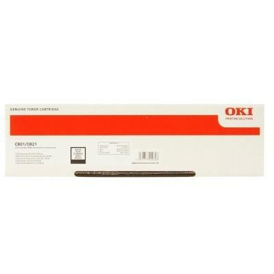 Toner OKI 44643004 černý