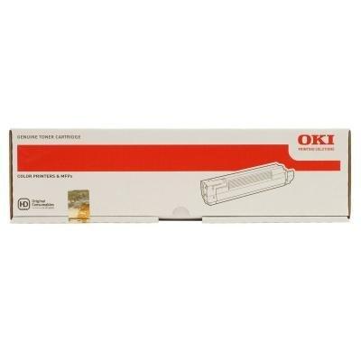 Toner OKI 44643001 žlutý