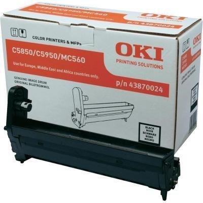 OKI originál Obrazový válec pro černý toner C5850/ C5950/ MC560/ 20 000 stran