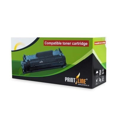 Toner PrintLine za OKI 43865723 modrý