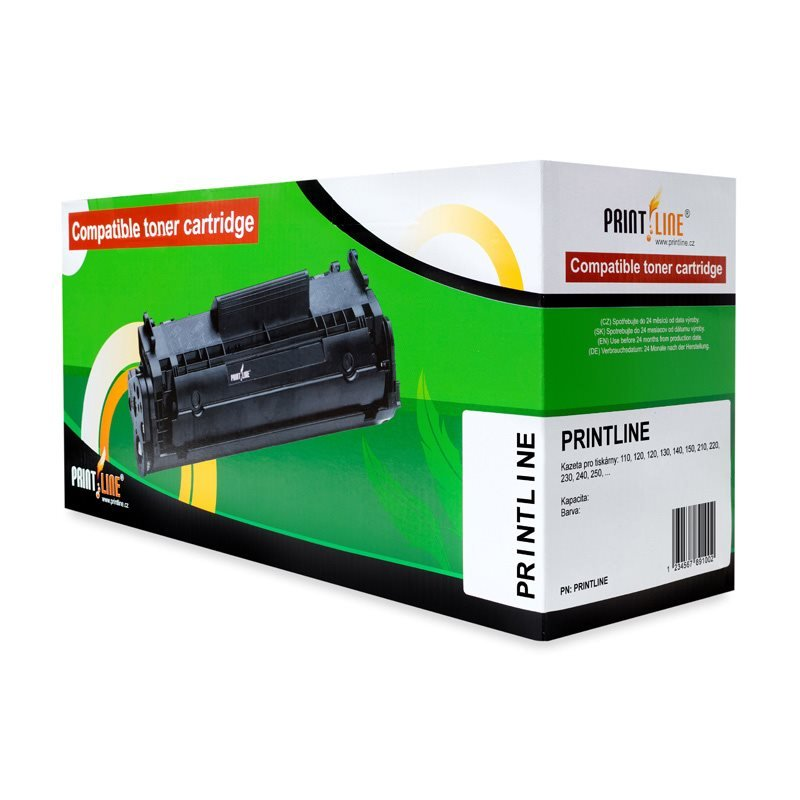 Toner PrintLine za Canon 717Y žlutý