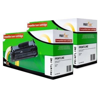 Toner PrintLine za HP 85A (CF283AD) dvojpack černý