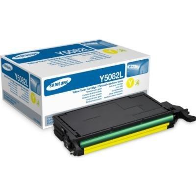 Toner Samsung CLT-Y5082L žlutý