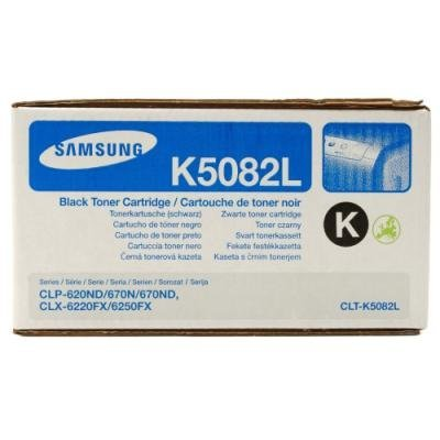 Toner Samsung CLT-K5082L černý