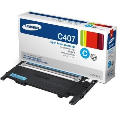 Toner Samsung CLT-C4072S azurový