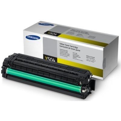 Toner Samsung CLT-Y504S žlutý
