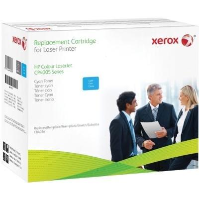Toner Xerox za HP 642A (CB401A) modrý