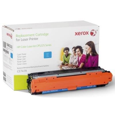 Toner Xerox za HP 307A (CE741A) modrý