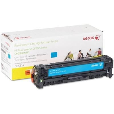 Toner Xerox za HP 304A (CC531A) modrý
