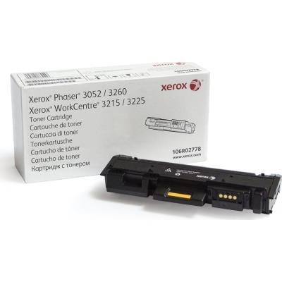 Toner Xerox 106R02778 černý
