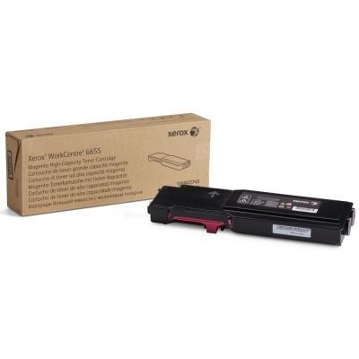 Toner Xerox 106R02753 červený