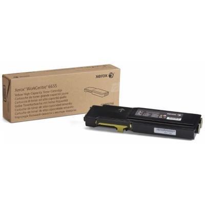 Toner Xerox 106R02754 žlutý