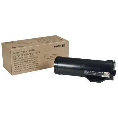Toner Xerox 106R02723 černý