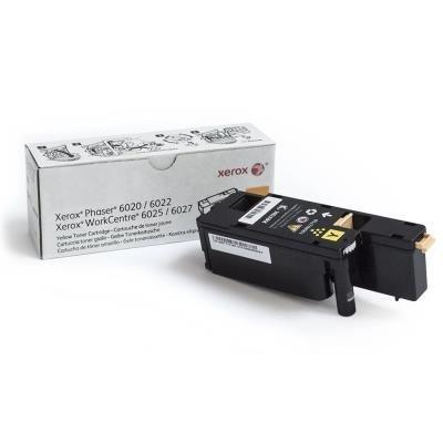 Toner Xerox 106R02762 žlutý