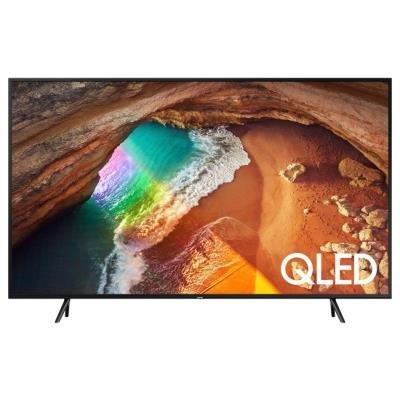 SAMSUNG QE55Q60RATXXH SMART QLED, 140cm, 4K Ultra HD, PQI 3000 (100Hz), HDR10+ a HLG, duální tuner DVB-T2/S2/C, H.265/HE