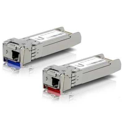 Single-Mode optický modul SFP+, 10Gbit, BiDi - sada 2 kusů