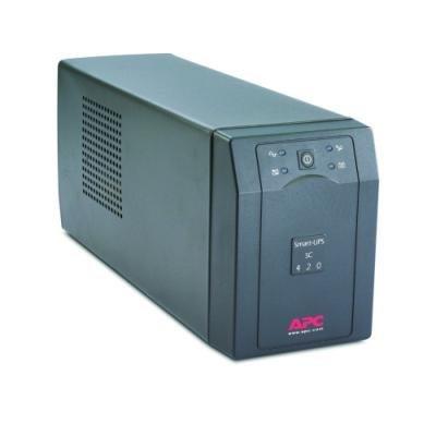 Záložní zdroj UPS APC Smart-UPS SC 420VA