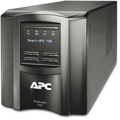 Záložní zdroj APC Smart-UPS 750VA