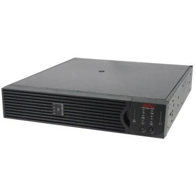 APC Smart-UPS RT 1000VA (700W)/ 2U/ RACK MOUNT/ ONLINE/ 230V
