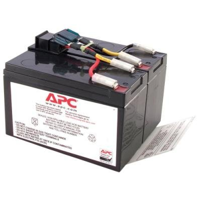 APC Battery kit RBC48 pro SUA750, SUA750I, SMT750I